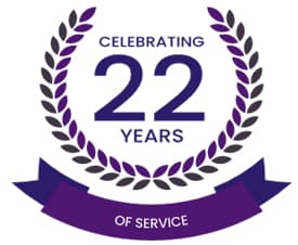 ocs solutions 22 years